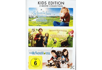 Kids Edition 3-Movie-Collection DVD-Box [DVD]