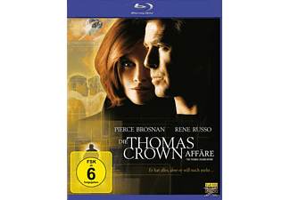Die Thomas Crown Affäre Drama Blu-ray