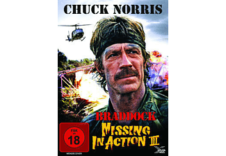 BRADDOCK - MISSING IN ACTION 3 [DVD]