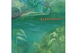 Lightships - Electric Cables - (CD)