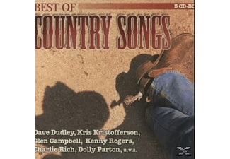 Various - Best Of Country Songs [CD]