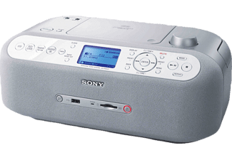 sony zs r100cp boombox radiorecorder media markt. Black Bedroom Furniture Sets. Home Design Ideas