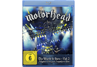 Motörhead - The World Is Ours-Vol.2 Anyp [Blu-ray]
