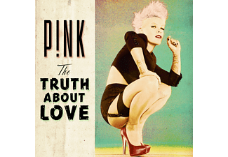 P!nk - The Truth About Love - (CD)