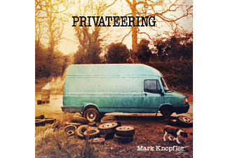 Mark Knopfler PRIVATEERING Pop CD