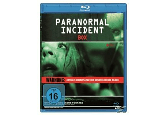 Paranormal Incident 1,2,3 - (Blu-ray)