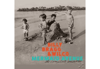 Billy Bragg, Wilco - Mermaid Avenue - The Complete Sessions [CD + DVD Video]