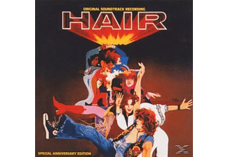 VARIOUS - HAIR (30TH ANNIVERSARY) - (CD)