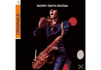Gato Barbieri - Chapter Two: Hasta Siempre [CD]