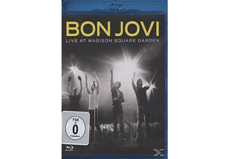 Bon Jovi - LIVE AT MADISON SQUARE GARDEN (BLU RAY DVD) [Blu-ray]