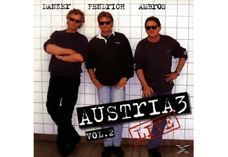 Austria 3 Austria 3 2 Pop CD