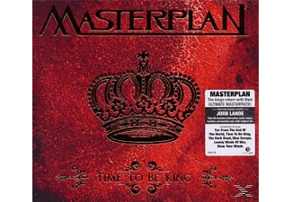 Masterplan - Time To Be King [CD]