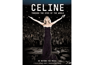 Céline Dion - THROUGH THE EYES OF THE WORLD [Blu-ray]