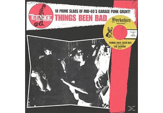 VARIOUS - Things Been Bad - (Vinyl)