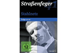 Stahlnetz - Staffel 1-2 - Episoden 1-10 [DVD]