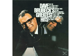 Dave Brubeck GREATEST HITS Jazz/Blues CD