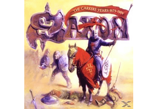 Saxon - THE CARRERE YEARS (1979-1984) [CD]