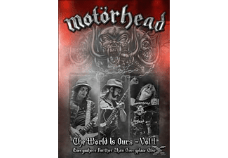 Motörhead - The Wörld Is Ours-Vol.1 - (Blu-ray)