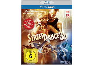 STREET DANCE (2D+3D VERSION) [3D Blu-ray]
