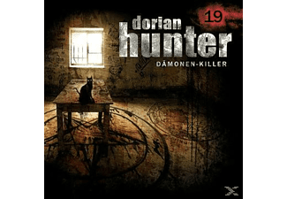 Hunter Dorian - Dorian Hunter 19: Richtfest - (CD)