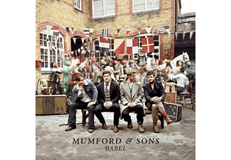 Mumford & Sons BABEL Folk / Folklore CD