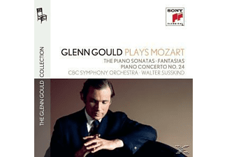 Glenn Gould - Plays Mozart [CD]