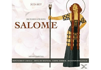 VARIOUS - Salome [Doppel-Cd] [CD]