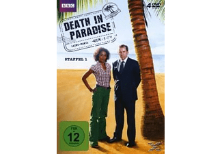 Death in Paradise - Season 1 - (DVD)