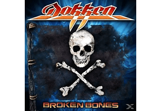 Dokken - Broken Bones (Special Edition + Dvd) [CD + DVD Video]