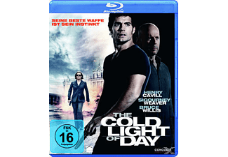 The Cold Light of Day - (Blu-ray)
