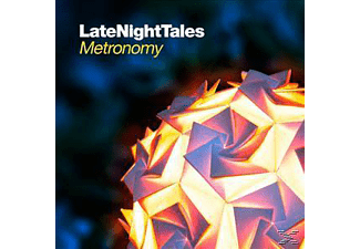 VARIOUS - Late Night Tales: Metronomy [CD]
