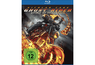 Ghost Rider: Spirit of Vengeance - (Blu-ray)