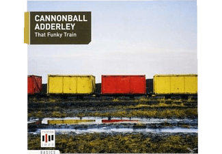 Cannonball Adderley - That Funky Train - (CD)