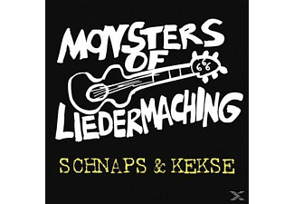 Monsters Of Liedermaching - Schnaps & Kekse - (CD)