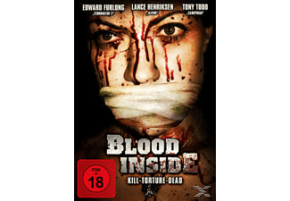 Blood Inside - (DVD)