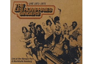 Les Humphries Singers - Live At The Olympia Paris & Musikhalle Hamburg - (CD)