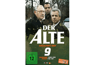 Der Alte Collector's Box Vol.9 (15 Folgen/5 DVD) - (DVD)