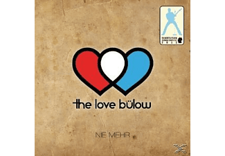 The Love Bülow - Nie Mehr [5 Zoll Single CD (2-Track)]