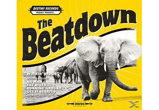 The Beatdown - Walkin' Proud [CD]