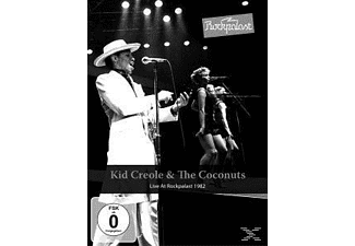 Kid Creole, The Coconuts - LIVE AT ROCKPALAST - (DVD)