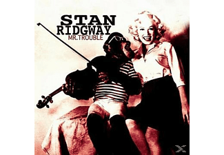Stan Ridgway - Mr.Trouble [CD]