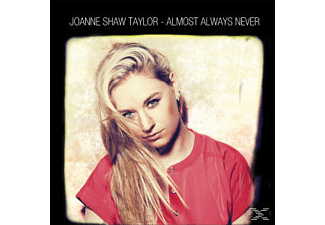 Joanne Shaw Taylor - Almost Always Never [CD]