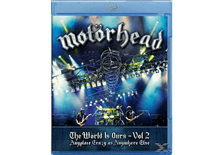 Motörhead - The World Is Ours-Vol.2 Anyp - (Blu-ray)