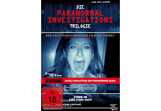 Paranormal Investigations Box [DVD]
