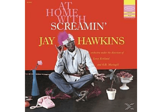 Screamin' Jay Hawkins - At Home With Screamin' Jay Hawkins - (Vinyl)