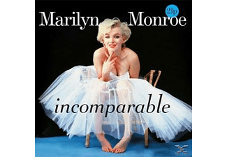 Marilyn Monroe - Incomparable - (Vinyl)