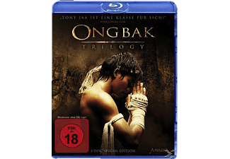 Ong Bak Trilogy - Special Edition - (Blu-ray)