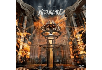 Negligence - Coordinates Of Confusion [CD]