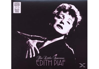 Edith Piaf - The Little Sparrow-Essential Collection - (CD)