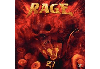 Rage - Twenty One (21) [CD]